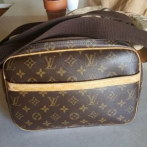 Louis Vuitton Reporter Sling Bag